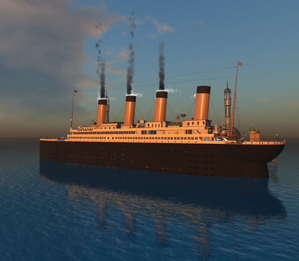 Titanicwindlightdemo
